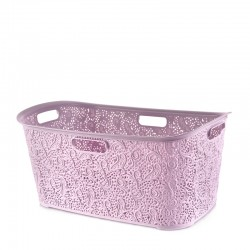 Lace Laundry Basket -40 L